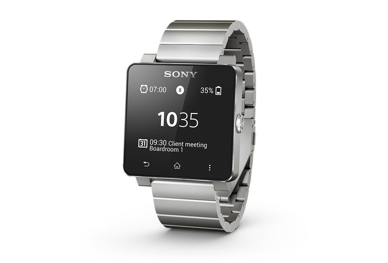 connecter smartwatch 2