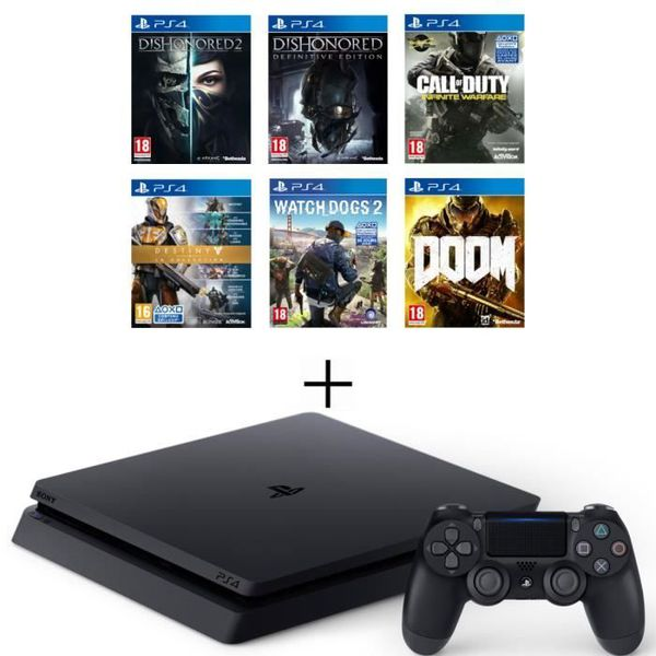 console de jeux black friday