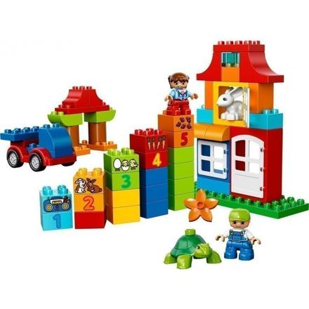construction lego duplo