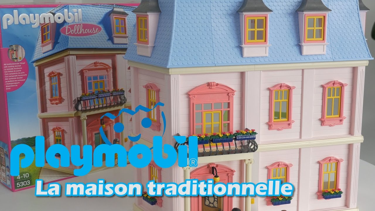construction maison playmobil