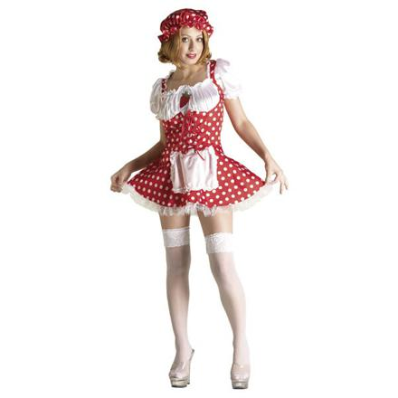costume charlotte aux fraises