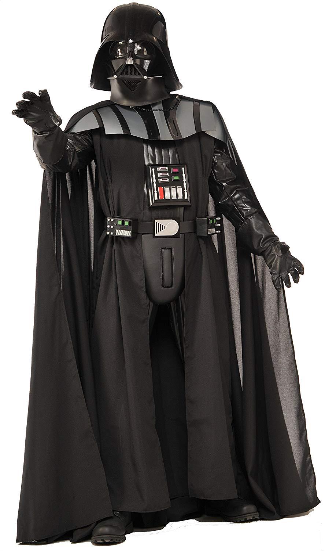 costume dark vador adulte