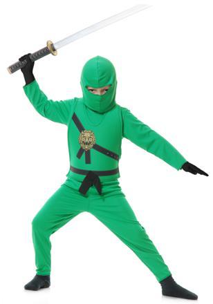 costume de ninjago