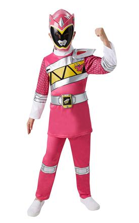 costume power rangers rose