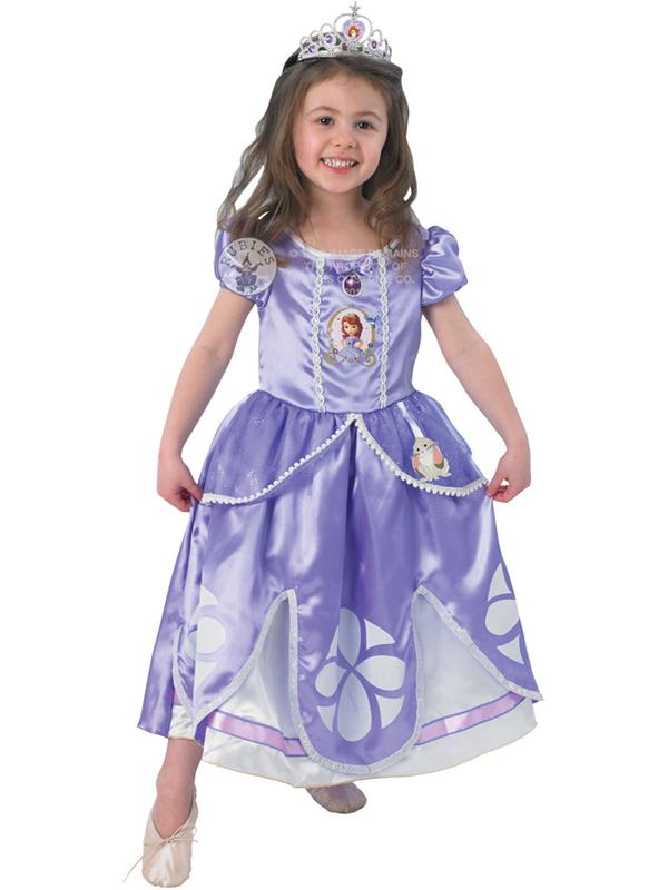 costume princesse sofia