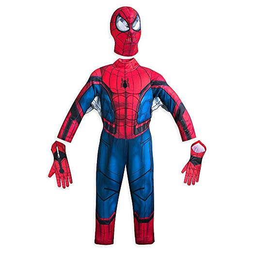 costume spiderman 6 ans