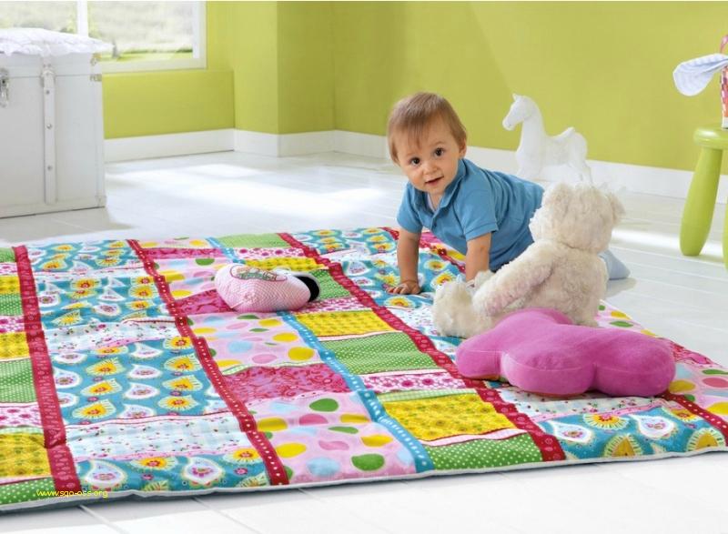couverture de sol pour bébé