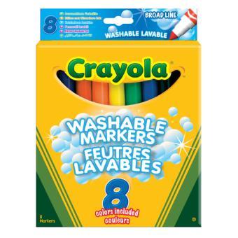 crayon feutre crayola