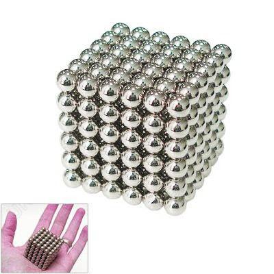 cube billes magnétiques
