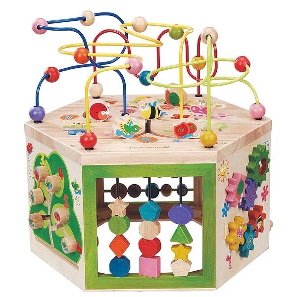 cube d activité