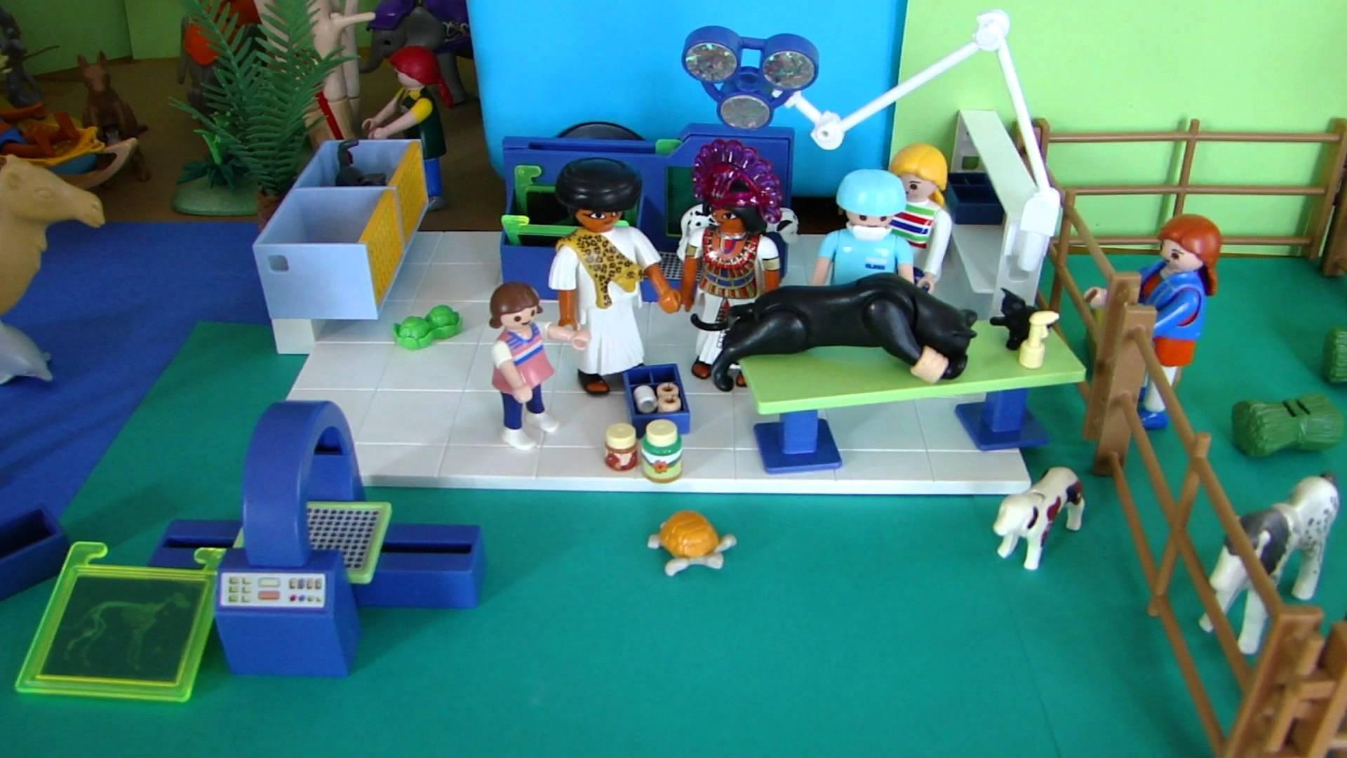 décor playmobil