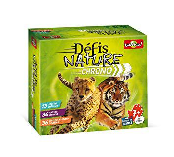 defi nature chrono