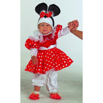 deguisement bebe minnie
