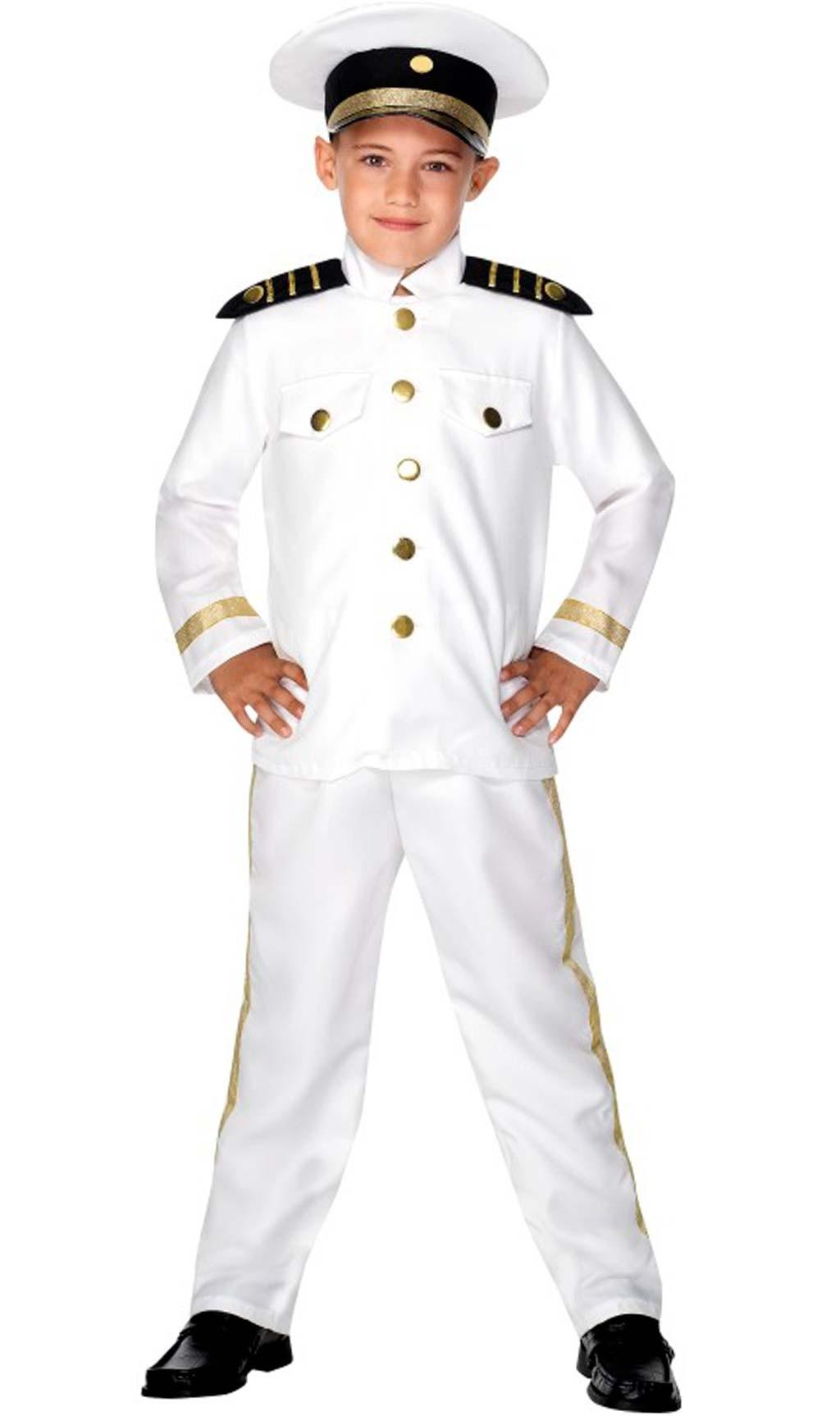 deguisement capitaine