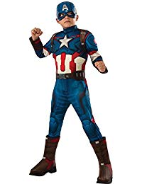 deguisement captain america adulte