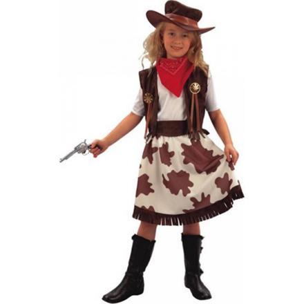 déguisement de cowboy pour fille