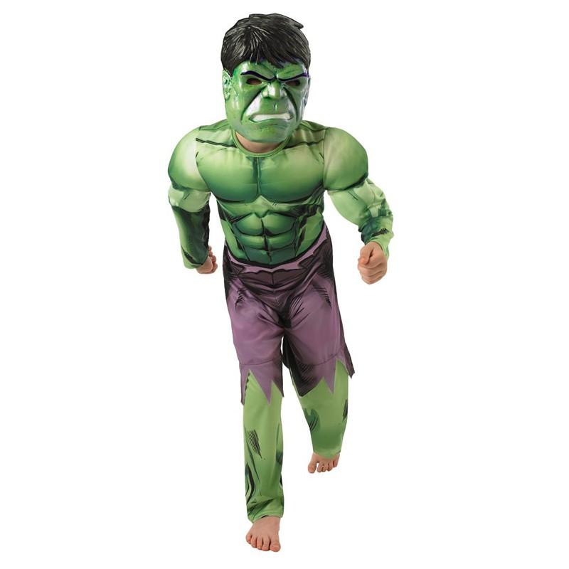 deguisement de hulk enfant