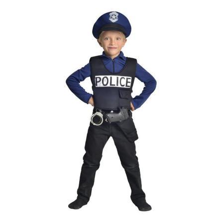 deguisement de policier enfant