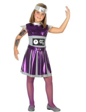 deguisement enfant robot