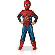 deguisement enfant spiderman