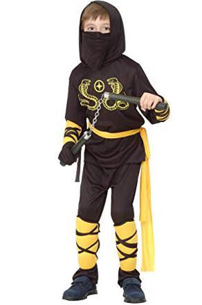 deguisement garcon ninja