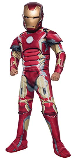 deguisement iron man