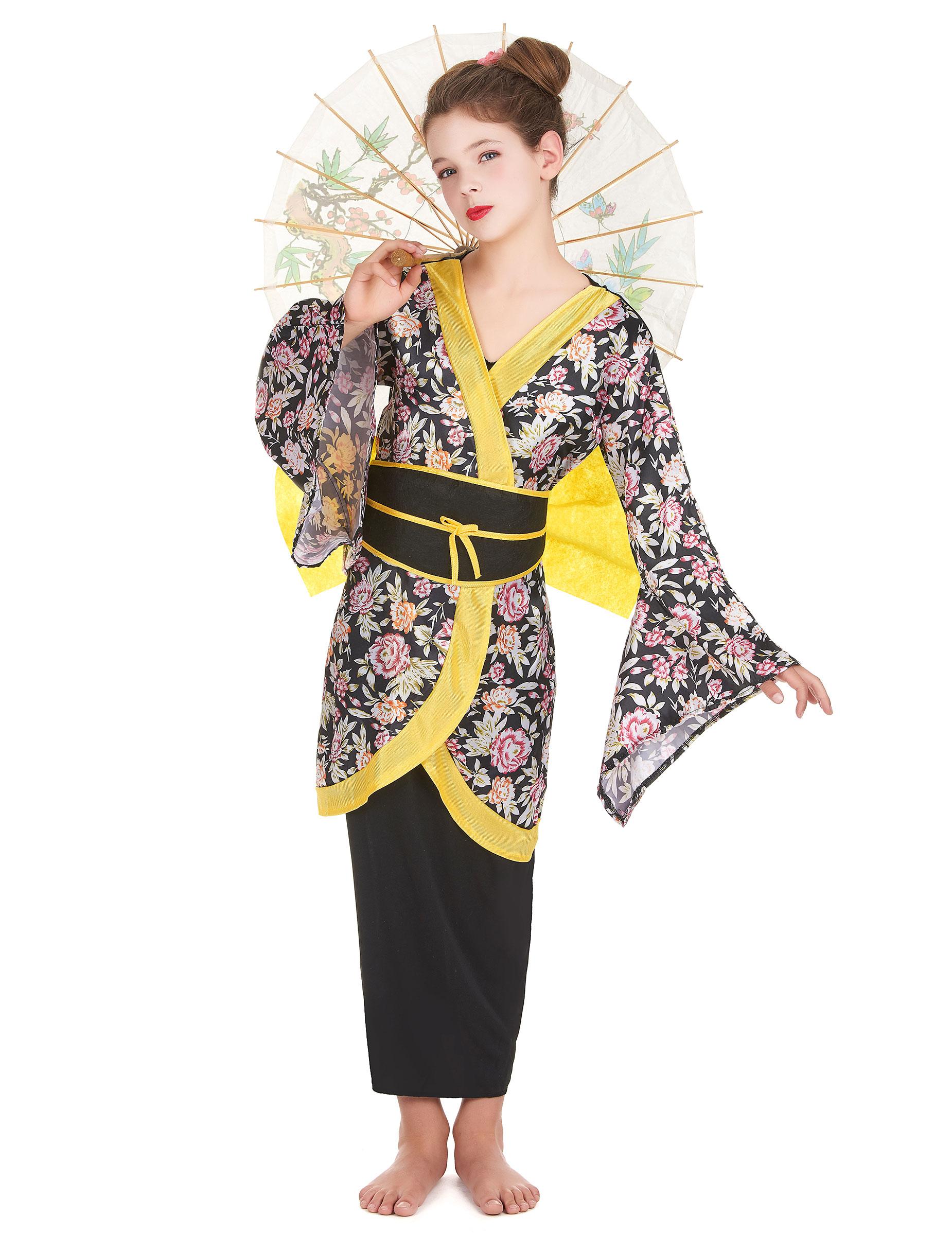 deguisement japonais