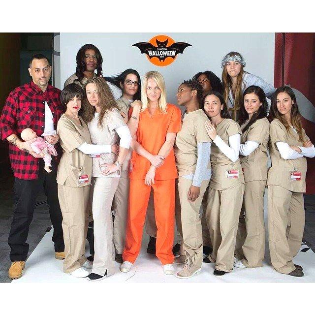 deguisement orange is the new black