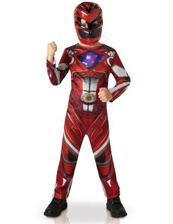 deguisement power ranger rouge