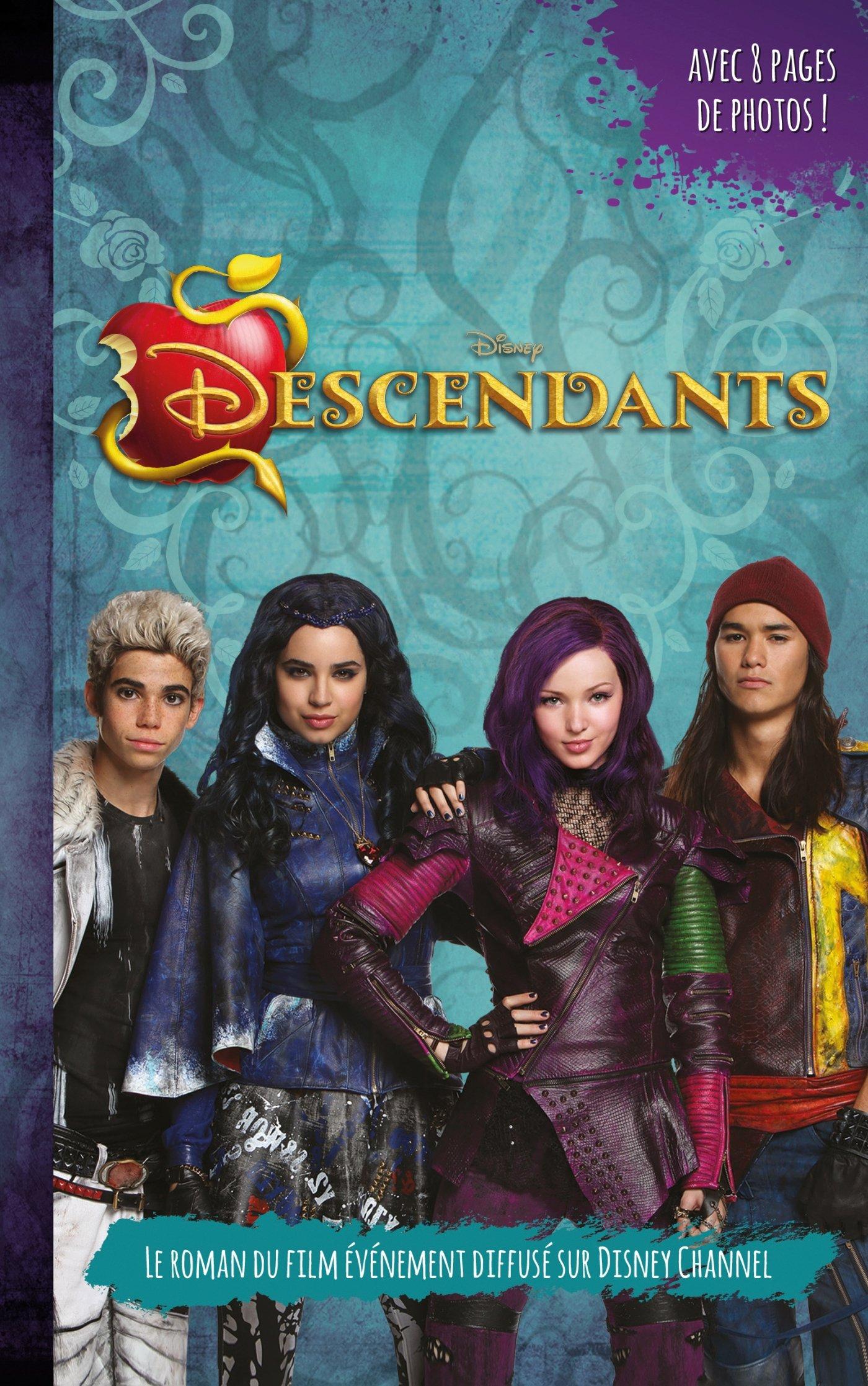 descendants livre