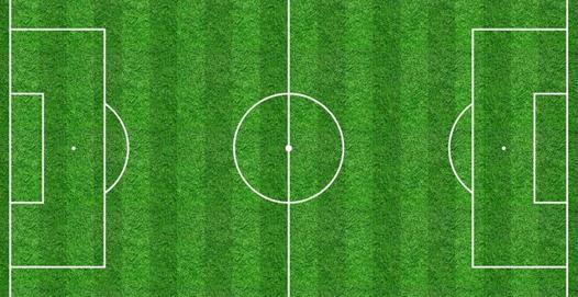 dessin d un terrain de foot