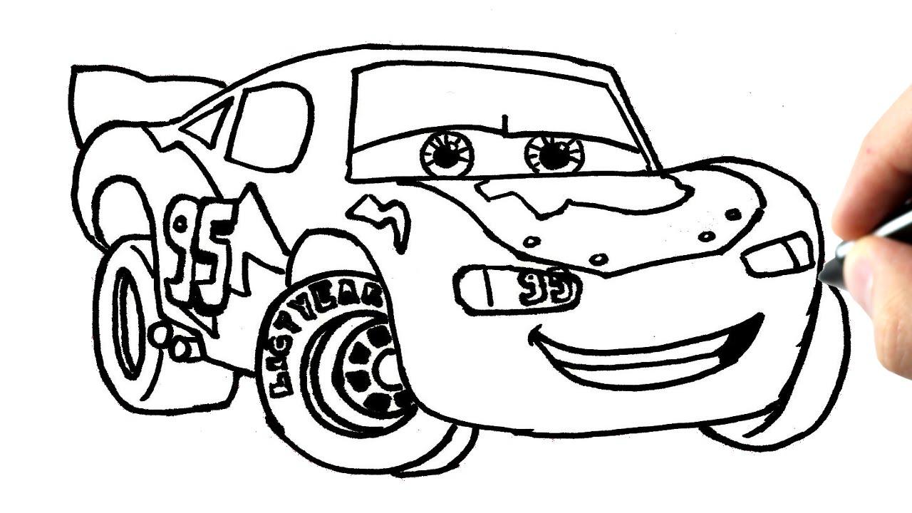 dessin de cars