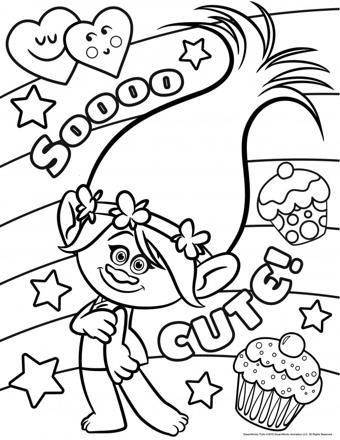 dessin de poppy