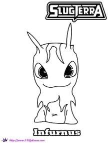 dessin de slugs