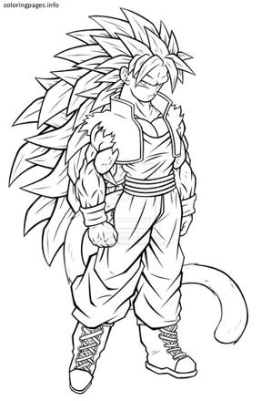 Avis dessin dragon ball z sangoku super sayen 5 comparatifs tests pour le meilleur achat 2019 - Dessin de dragon ball super ...