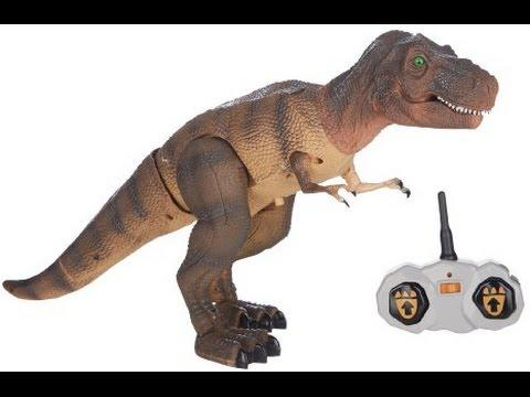 dinosaure télécommandé