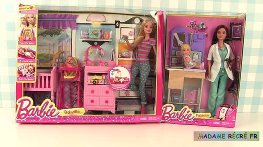 disney récré en français barbie