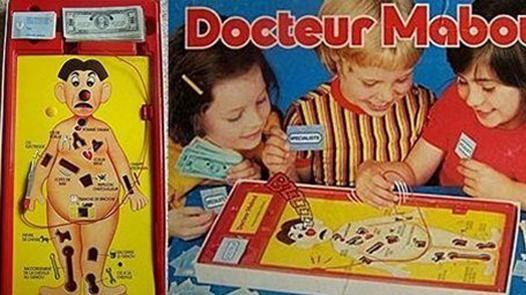docteur maboul ancienne version