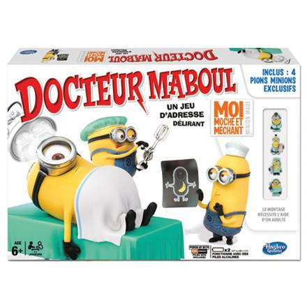 docteur maboul minion