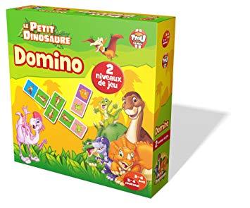 domino dinosaure