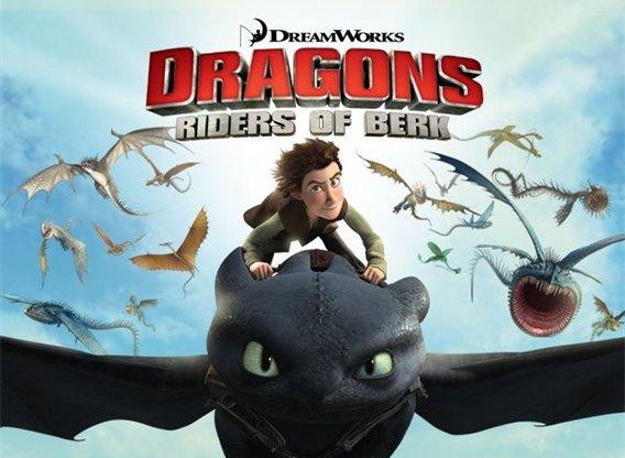 dragon dreamworks