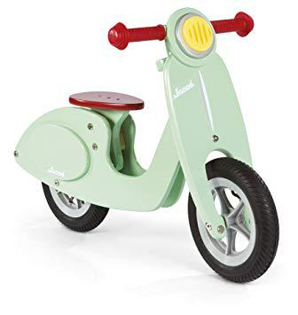 draisienne scooter bois