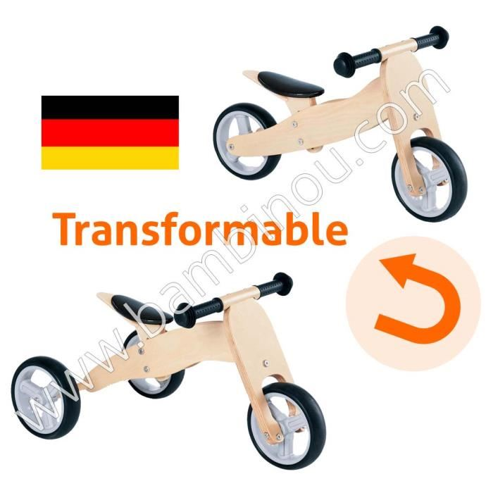 draisienne tricycle