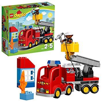 duplo camion pompier