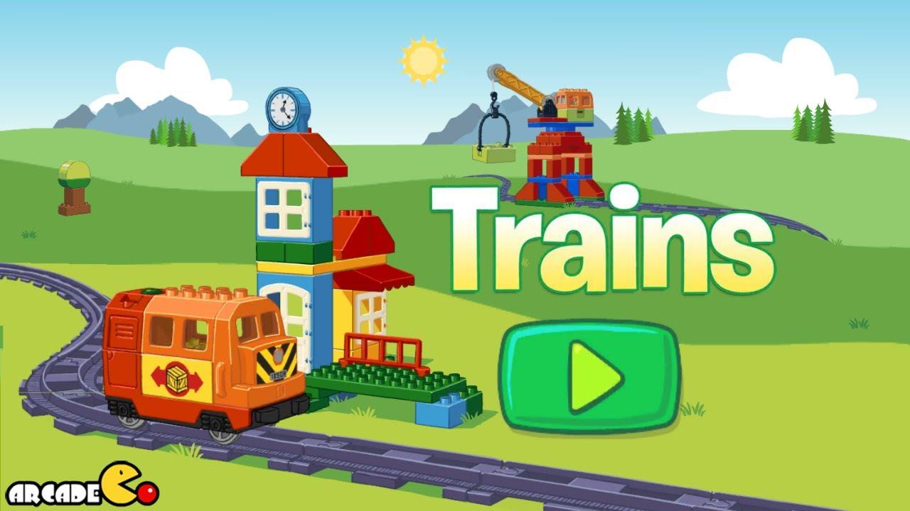duplo train game