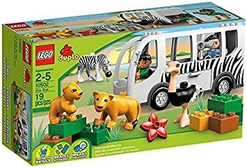 duplo zoo bus