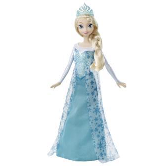 elsa reine des neiges poupee