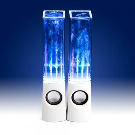 enceinte splash led