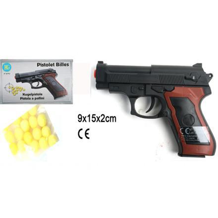 enfant pistolet