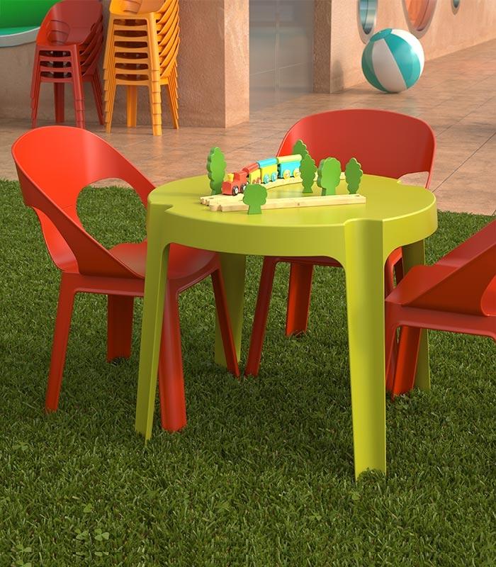 ensemble jardin enfant